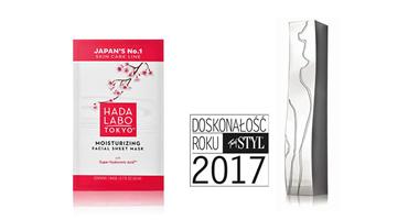 DOSKONAŁOŚĆ ROKU 2017 DLA HADA LABO TOKYO